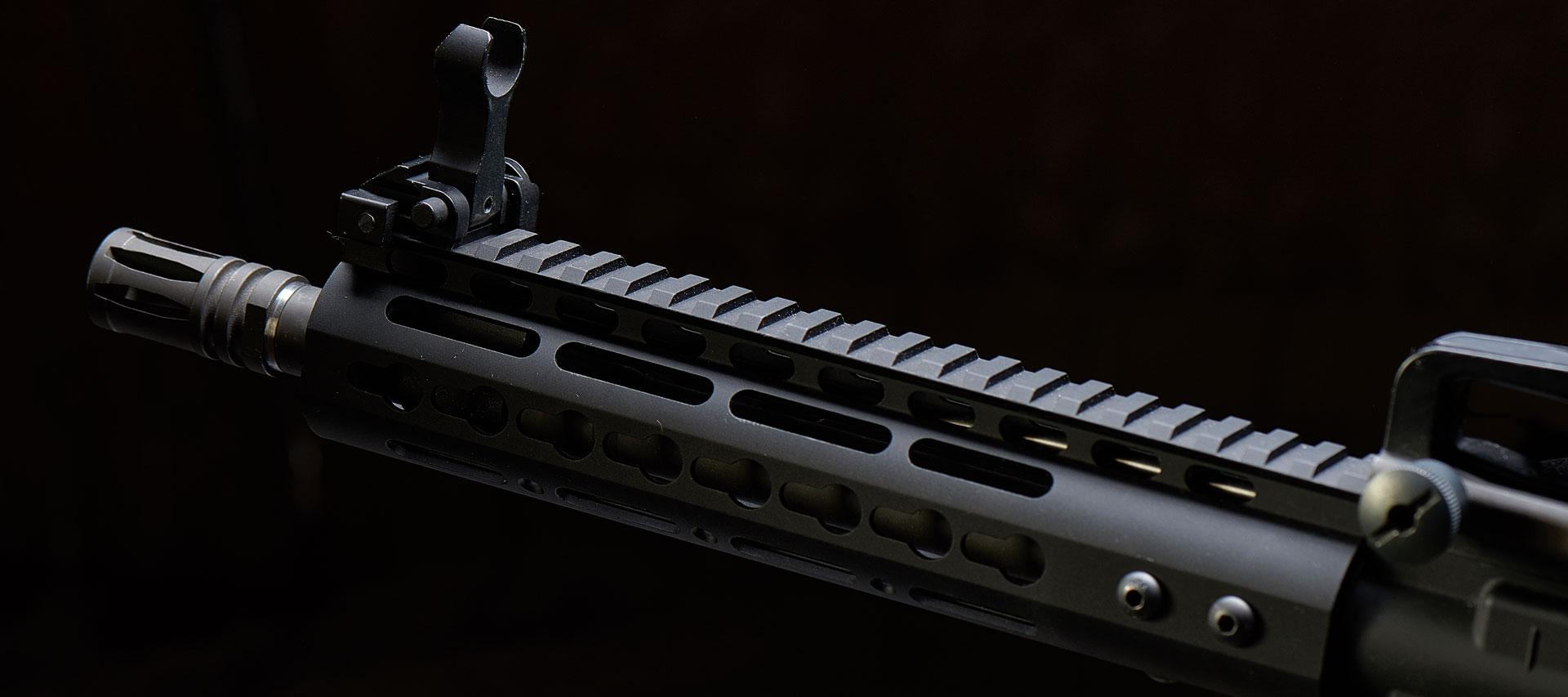 AR-15 or 308 rifle handguard