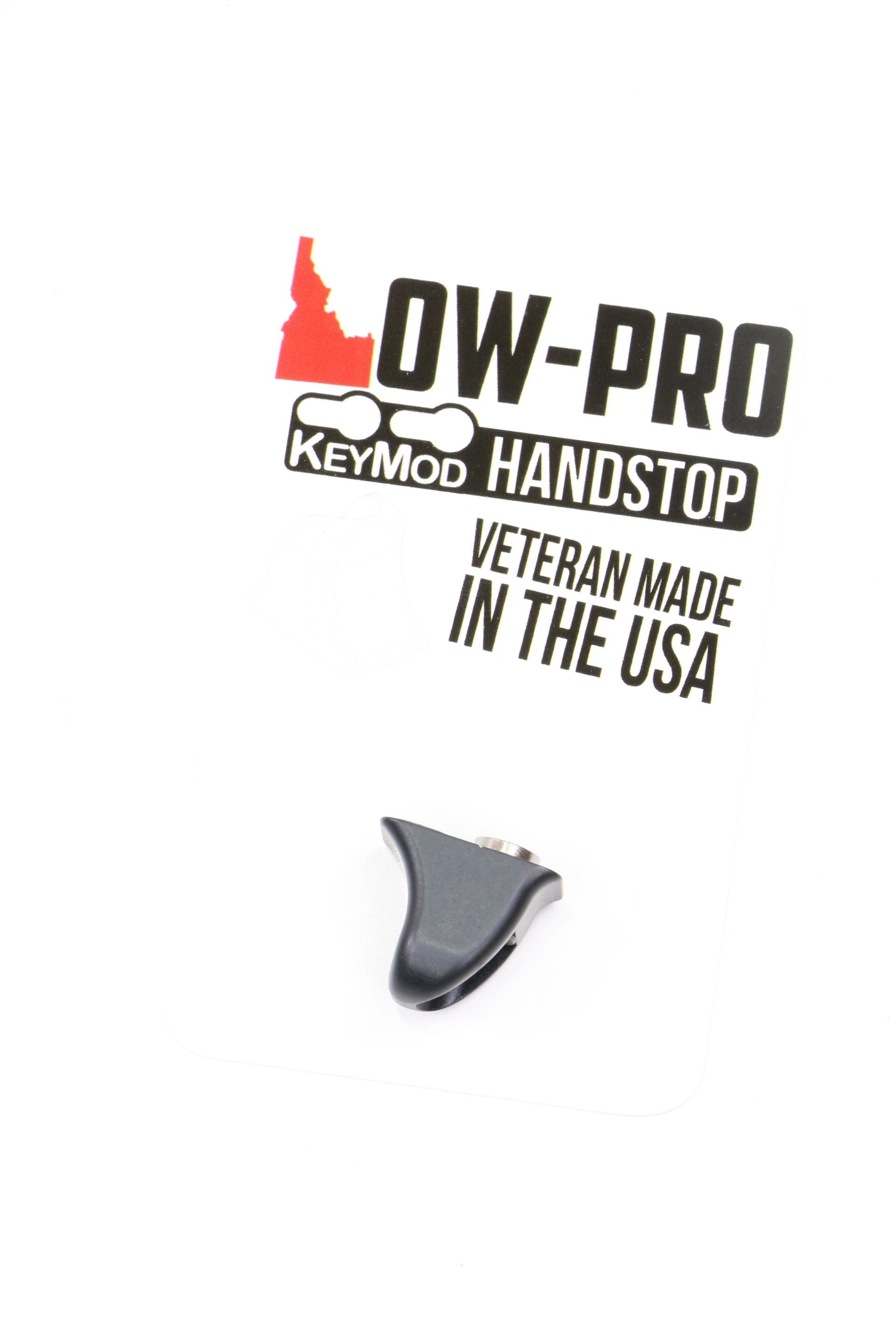 Low Pro Hand stop Veteran made